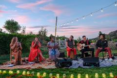 Hike & Acoustic Concert with FLIGHT OF VOICES