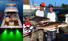 3/4 Day Fishing Charter (6-7 hours)