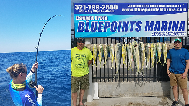 3/4 Day Fishing Charter