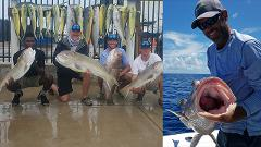 Full Day OffShore Fishing Charter