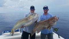 Deep Drop Fishing Charter