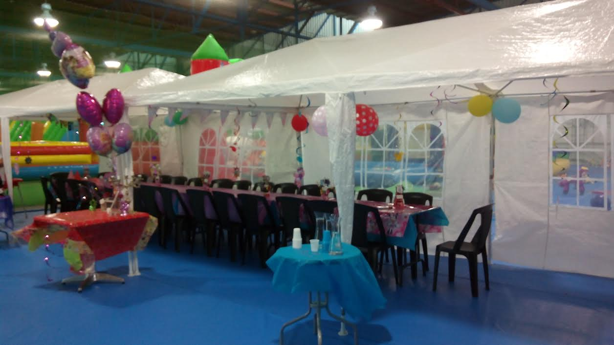 Catered Kids Birthday Party