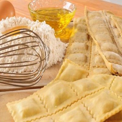 Pasta & Ravioli Made Easy