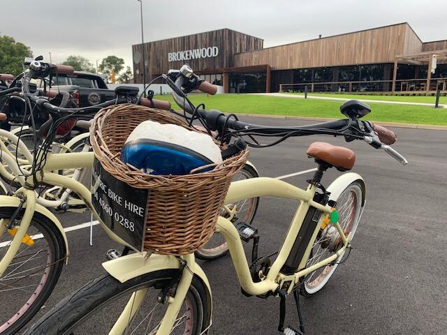 Bike Hire - Ingenia Holiday Park Cessnock Half Day