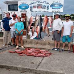 6 Hour Bottom Fishing | Patriot