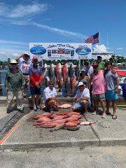 8 Hour Bottom Fishing | Patriot