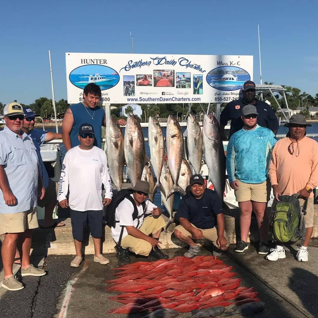 12 Hour Bottom Fishing | Miss K-C