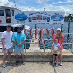6 Hour Bottom Fishing | Miss K-C