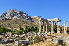 Full Tour of the Peloponnese (from Athens)  2 days, 1 night