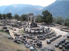 Athens, Sounio, the Peloponnese, Delphi & Meteora (from Athens) - 5 days, 4 nights