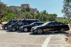 From central Athens or Athens international airport to Apollon Beach Hotel (Epidavros)