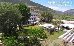 From Apollon Beach Hotel (Epidavros) to central Athens or Athens international airport