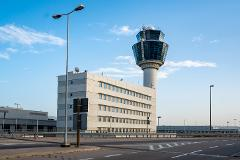 From Athens international airport to central Rafina or Rafina port, with TAXI or MINIVAN