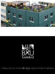 From Nin & Bau Sarri2 (Athens center) to Athens international airport,  with TAXI or MINIVAN