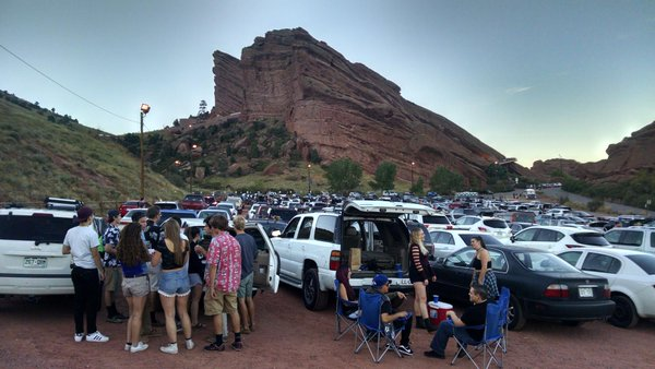 Red Rocks Shuttle