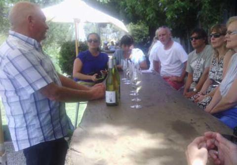 Mid Week Wine Tour