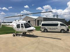 Wine Tour & Scenic Flight Package
