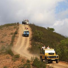 Algarve Jeep Safari HD