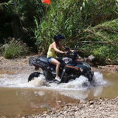 Arbez Zebra Quad Bike Tour