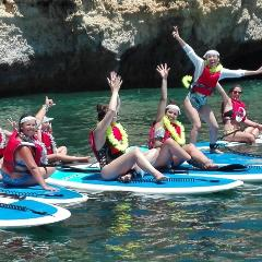 Algarve Jeep Paddle & Kayak