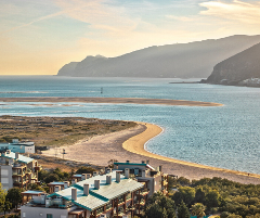 Troia Beach & Wine