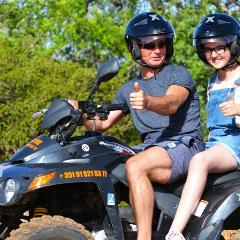 Algarve Quad Bike Experience - 90' Tour