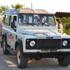 Land Rover Self Driving Experience Sintra