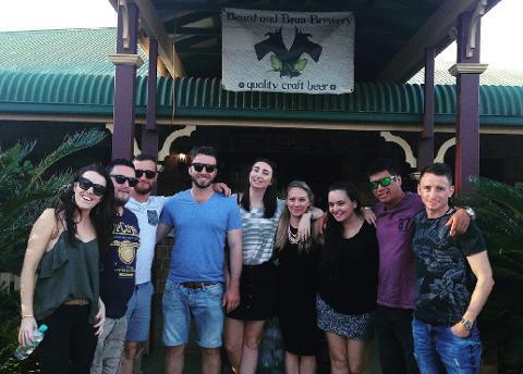 Taste of Tamborine - Gold Coast Departure