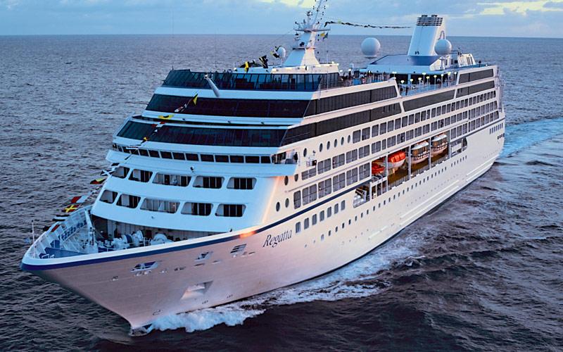 2017-18: Cruise Ship Oceania Regatta Jan 19 2018