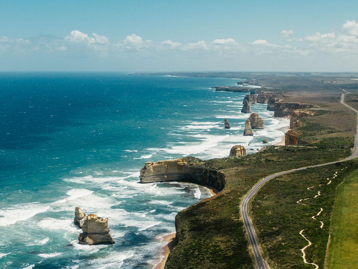 Ultimate Great Ocean Road - Reverse Direction Gourmet Trail!
