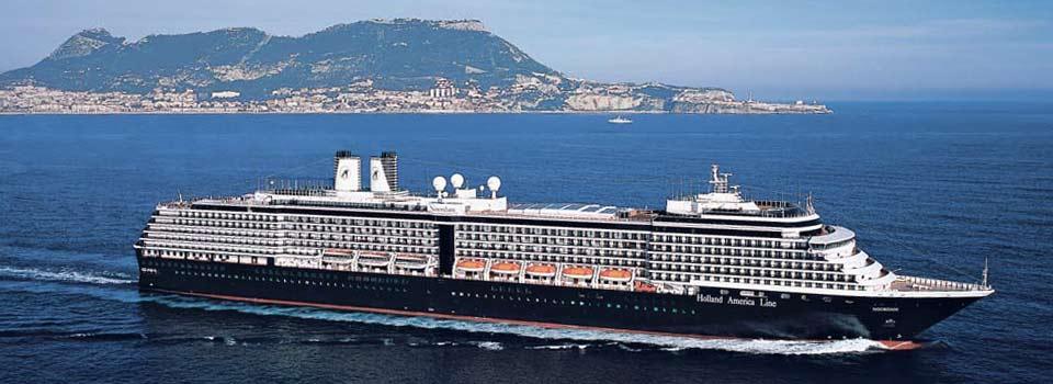 2017-18: Cruise Ship Noordam