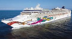 2017-18: Cruise Ship Norwegian Jewel