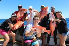 Exclusive Half Day Fishing Charter