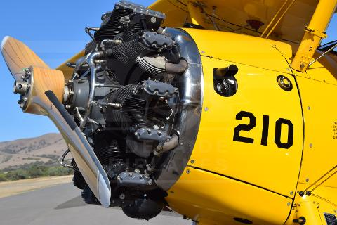 Stearman Biplane Trial Instructional Flight Gift Voucher
