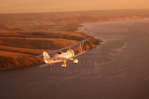 Waco Biplane Scenic Flight for two Gift Voucher