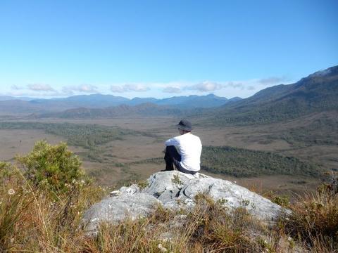 South Coast Track Guided Walk Tasmania Australia
