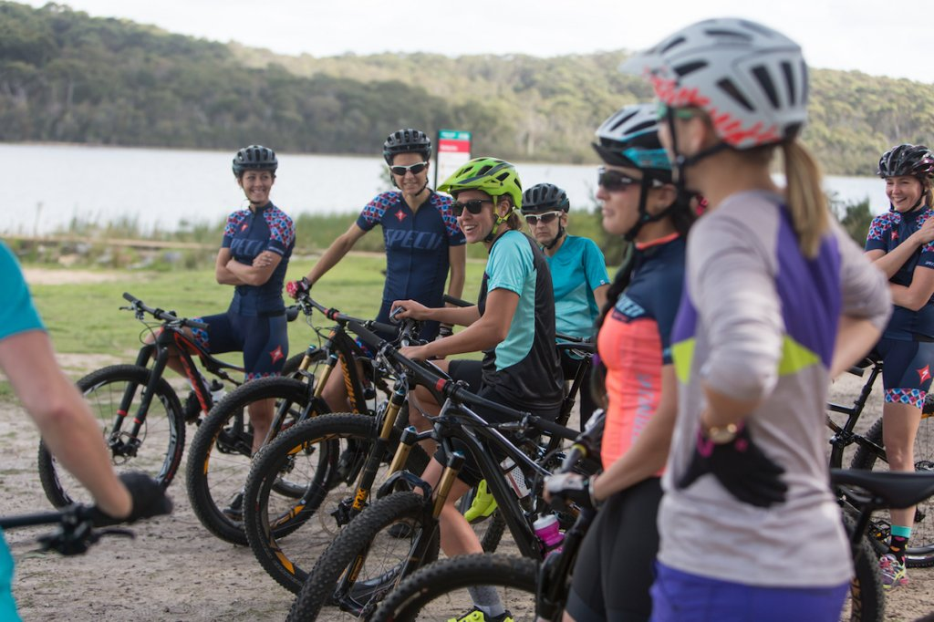 Women's Mountain Bike Skills Day - Bendigo