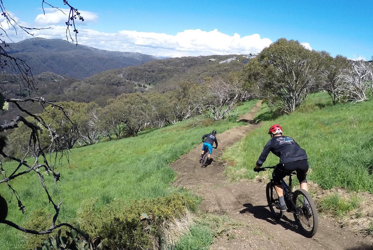 Private Mountain Bike Skills Lesson