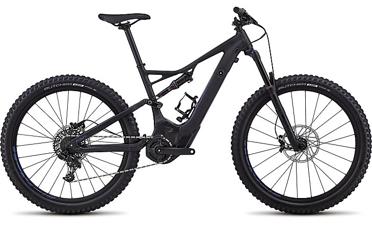 BRIGHT | Specialized Levo FSR E-bike - Small