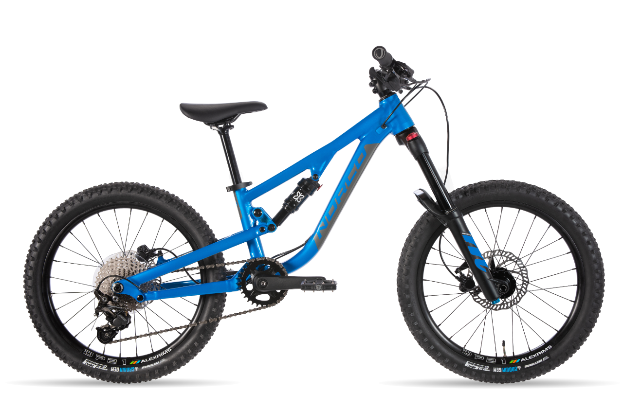 "BRIGHT | Norco Fluid 20"" Kids MTB"