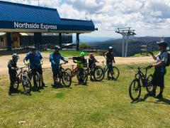 Mt Buller Bike Park beginner skills lesson 101