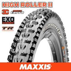 MAXXIS HIGH ROLLER II 27.5 X 2.50 WT FOLDING EXO 3C MAXX TERRA TR