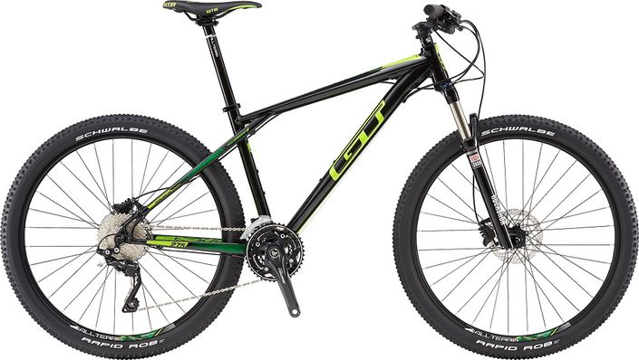 MT BULLER   Hardtail Mountain Bike - Small