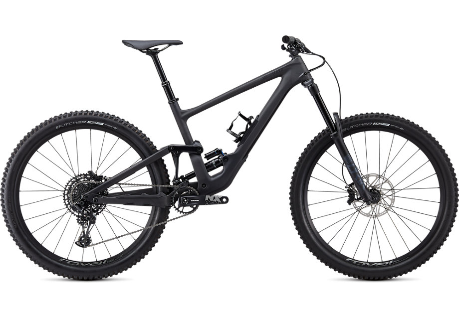 BRIGHT | Specialized Enduro Comp Carbon S3