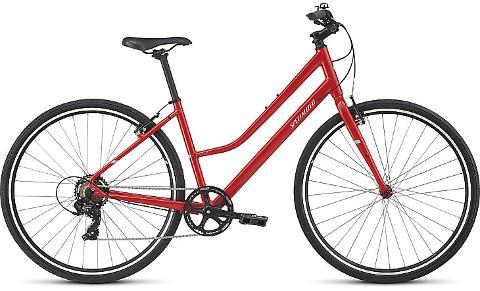 MANSFIELD | Rail Trail Hybrid Bike (Women's) - Small