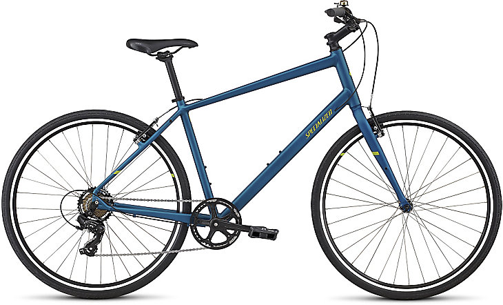 MANSFIELD | Rail Trail Hybrid Bike (Men's) - Small
