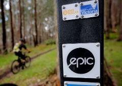 Australian Alpine EPIC Guided Ride on E-BIKE