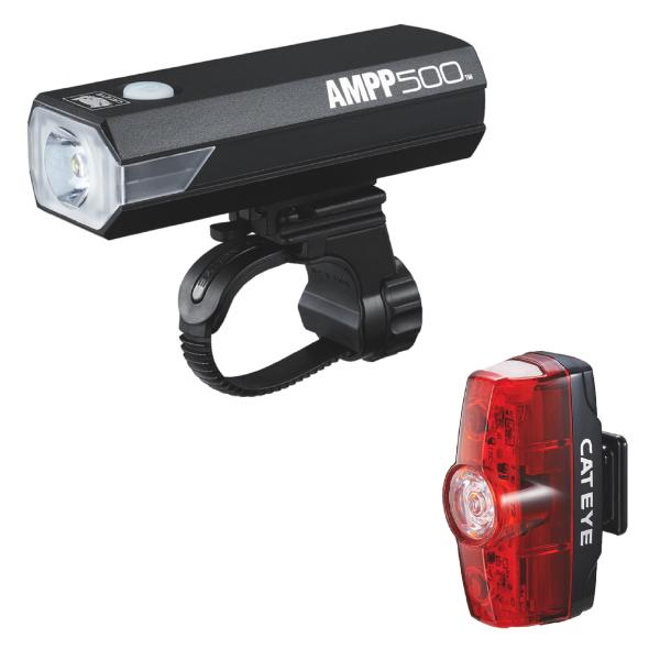 CATEYE AMPP500 RAPID MINI USB LIGHTSET