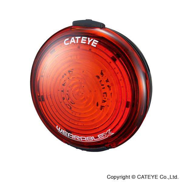 CATEYE WEARABLE X TAILLIGHT