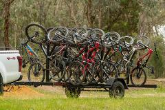 Shingleback 22 Bike Carrier Trailer